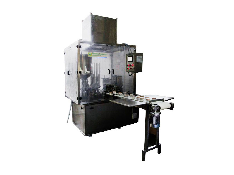 Filling and Sealing Machines - 2-8-R