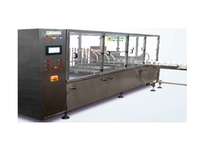 Filling and Sealing Machines - 4-8-L